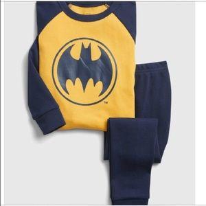 NWT GAP 3Y DC Batman PJ set